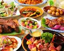 【お料理のみ】プレミアムハワイアンコース♪