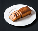ストロベリーパウンドケーキ