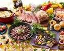 ≪Specific day≫Dinner Buffet (Adult)