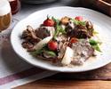 【お食事のみプラン】新年のお祝いに♪/ピッツァかパスタが選べるプラン全8品2800円(税別)