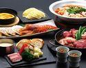 <11/2~>ディナー<Cコース>【月-木曜 4,500円】BBQ