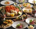[New Year's holiday special plan] All-you-can-eat and foie gras! Order buffet + free drink gift