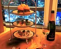 【Lounge Casual Dinner】 Christmas Canapes and Grilled Steak + Champagne Free Flow