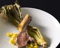<く季節の食材を楽しむコース・メイン2皿>La Saison plus