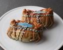 《ランチ》上海蟹【鳳凰】コース ¥46,200
