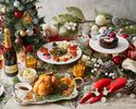 クリスマスホームパーティーセット(2名様用)