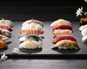 大江戸温泉入場券付 寿司ディナー