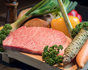 [Limited time offer] A5 finest Kobe beef course
