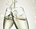 12月~TCM会員さま特別 限定乾杯ドリンク付きランチメニュー