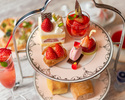 [Saturdays, Sundays, and holidays] Afternoon tea set-Strawberry- (2 hours 30 minutes) [Starts at 16:00]