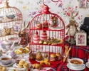 "【Sat, Sun & Holiday】 ""Alice's bread Eat me"" Afternoon tea with strawberry sweets, authentic scones, and bread (12/26 ~)"