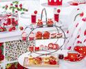 【Thu, Fri, Sat, Sun & holidays】Strawberry Afternoon tea set