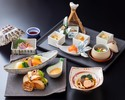 "【Dinner 】""YUKURI-no-Osai""  JPY 6000!!"