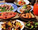 【お料理のみ】アロハテーブルの良いとこどり!アロハ・パーティーコース♪ 2500円(税抜)