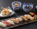 *WEB予約限定*平日ディナー寿司御膳2021