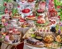 Strawberry Sweets Buffet (Sat, Sun & Holidays12:30~ / 15:00~) Adults 12/26~3/31