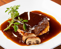 【Keyakizaka beef Stew Lunch Welcome Drink!】Wagyu Keyakizaka Beef Stew Lunch with a glass of Champagne!