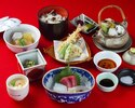 季節御膳 デザート付(平日予約限定)(10名様以上)