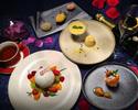 限定開催!『プレミアムデザートコース5品』 冬の甘いフルーツとデザートを心ゆくまで♪ <カフェおかわり自由♪>
