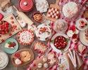 [Dessert Buffet] Strawberry Dessert Buffet