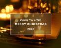 【12/23-26限定 カウンター席】Christmas course