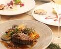 【Xmas2020】金目鯛、牛フィレ肉のグリル、デザートなど全6品