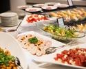 Dinner buffet ( Weekday )
