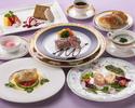 春のお祝いディナー エスポワール 8,000円
