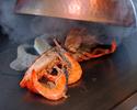 【ディナー】◆浜風-Hamakaze-◆ メインのお肉は『黒毛和牛サーロイン』+海鮮付き! 旬の前菜や季節ご飯デザートも♪   ★ネット予約特典8%OFF★