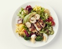 【Taxi Delivery】Small Chef's Salad 12 Kinds Vegetable,Chicken,Shrimp