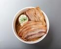 【デリバリー】イタリア産ドルチェポルコバラ肉ソテーのカレー丼