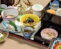 【1月】昼膳 彩り(ふぐ刺し付き)