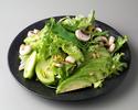 【テイクアウト】アボカドと緑野菜のサラダコンポーぜ