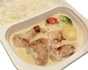 【テイクアウト】鶏肉のフリカッセ弁当