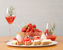 【Weekend only】Strawberry Hevenly tea with Strawberry Mocktail - Online Special Offer