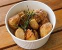 Herb Garlic Potatos