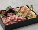 【TAKEOUT】お肉料理どっさり弁当
