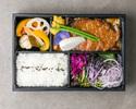 【テイクアウト】DRAWING Box【A】長野県 信州米豚のロースト
