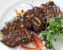 Stir Fried Beef with Black Pepper