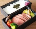 霜降りステーキ弁当(ヒレ)