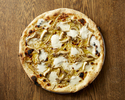 【テイクアウト】キノコとキノコソースのピッツァ