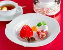 【平日限定】アトリエフルーツ「いちご」(コーヒー又は紅茶付)