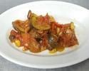 【テイクアウト】小皿前菜 野菜のトマト煮 カポナータ