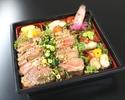 【テイクアウト】WEB予約がオトク♪特選牛ステーキ弁当