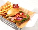 STRAWBERRY SALSA CHICKEN SANDWICH