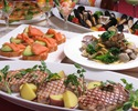 - Platinum - 【20 people ~】 Western food dish 8 plates + 120 minutes All you can drink