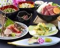 【牛肉と春野菜のごま豆乳鍋他全8品】春の宴会プラン 星(ほし)