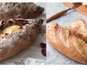 【オプション:六本木店】クランベリーとクリームチーズのライ麦パン&ドゥミ バゲット クラシック<各1個>