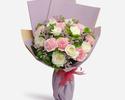 12 pc Rose & Carnation