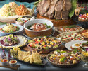 """[Saturdays, Sundays, and holidays] Holiday lunch buffet """"Spring Mediterranean"""" & """"Freshly fried tempura"""" All-you-can-eat Infant (3-5 years old)"""